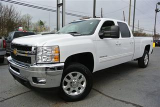 2011 Chevrolet Silverado 3500 Crew Cab Pickup for sale in Charlotte for $45,766 with 21,014 miles.