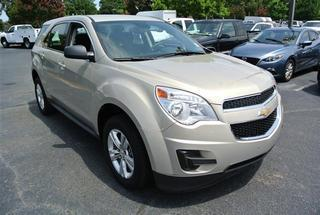 2012 Chevrolet Equinox SUV for sale in Charlotte for $18,569 with 30,007 miles.