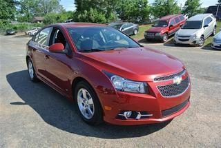 2012 Chevrolet Cruze Sedan for sale in Charlotte for $14,995 with 49,841 miles.
