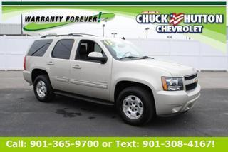 2013 Chevrolet Tahoe SUV for sale in Memphis for $36,345 with 27,816 miles.