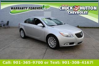 2012 Buick Regal Sedan for sale in Memphis for $17,995 with 25,298 miles.