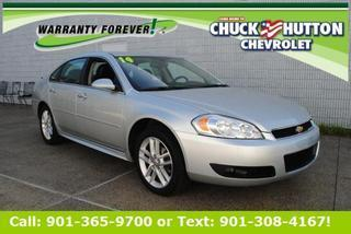 2014 Chevrolet Impala Limited LS Sedan for sale in Memphis for $22,995 with 23,137 miles.