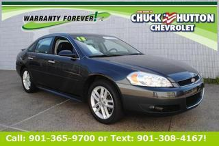 2013 Chevrolet Impala Sedan for sale in Memphis for $17,998 with 44,170 miles.