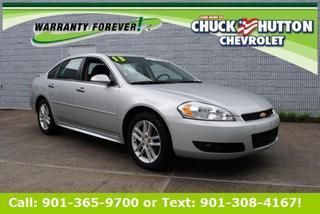 2013 Chevrolet Impala Sedan for sale in Memphis for $18,531 with 36,359 miles.