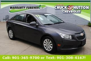 2011 Chevrolet Cruze Sedan for sale in Memphis for $14,995 with 47,205 miles.