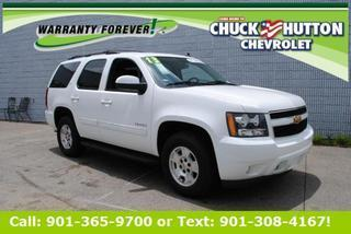 2013 Chevrolet Tahoe SUV for sale in Memphis for $35,495 with 34,965 miles.