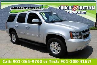 2013 Chevrolet Tahoe SUV for sale in Memphis for $35,995 with 35,640 miles.