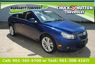 2013 Chevrolet Cruze Sedan for sale in Memphis for $19,500 with 31,567 miles.