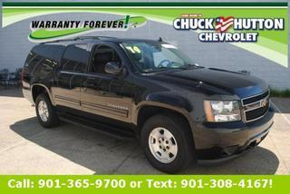 2014 Chevrolet Suburban SUV for sale in Memphis for $38,995 with 27,381 miles.