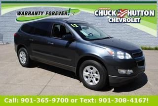 2012 Chevrolet Traverse SUV for sale in Memphis for $22,995 with 29,832 miles.
