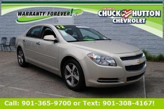 2012 Chevrolet Malibu Sedan for sale in Memphis for $16,500 with 43,530 miles.