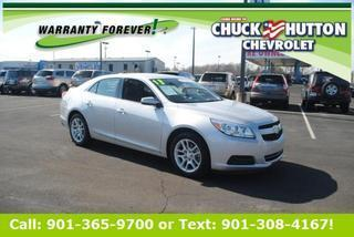 2013 Chevrolet Malibu Sedan for sale in Memphis for $18,500 with 23,653 miles.
