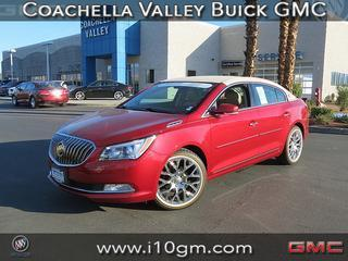2014 Buick LaCrosse Sedan for sale in Indio for $42,991 with 2,005 miles.