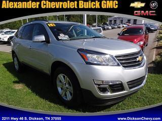 2014 Chevrolet Traverse SUV for sale in Dickson for $27,852 with 28,729 miles.