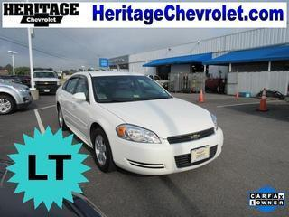 2009 Chevrolet Impala Sedan for sale in Chester for $15,300 with 62,533 miles.
