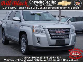 2013 GMC Terrain SUV for sale in Greensboro for $26,950 with 35,627 miles.