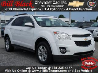 2013 Chevrolet Equinox SUV for sale in Greensboro for $22,950 with 33,070 miles.