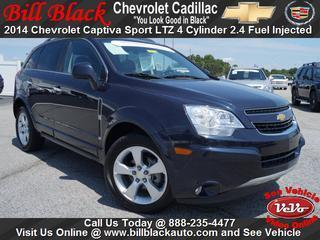 2014 Chevrolet Captiva Sport SUV for sale in Greensboro for $23,950 with 18,227 miles.