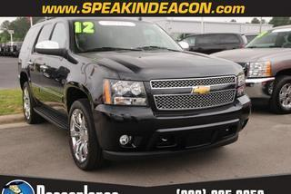 2012 Chevrolet Tahoe SUV for sale in Smithfield for $49,999 with 24,063 miles.