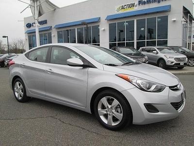 2013 Hyundai Elantra GLS Sedan for sale in Flemington for $17,988 with 7,189 miles.
