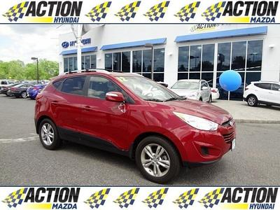2012 Hyundai Tucson GLS SUV for sale in Flemington for $20,988 with 36,817 miles.