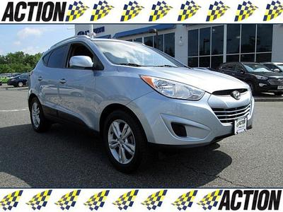 2011 Hyundai Tucson GLS SUV for sale in Flemington for $20,899 with 11,080 miles.