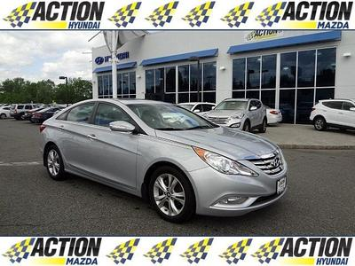 2011 Hyundai Sonata Limited Sedan for sale in Flemington for $20,998 with 43,274 miles.