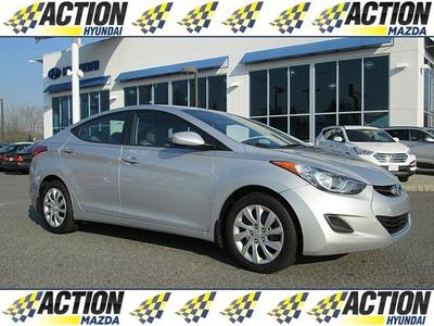 2012 Hyundai Elantra GLS Sedan for sale in Flemington for $14,988 with 21,906 miles.