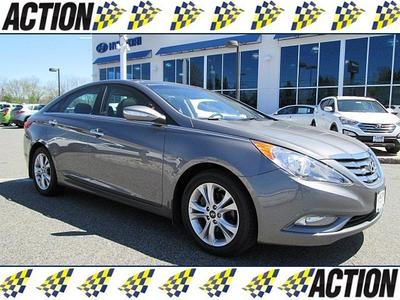 2013 Hyundai Sonata Limited Sedan for sale in Flemington for $22,988 with 19,664 miles.