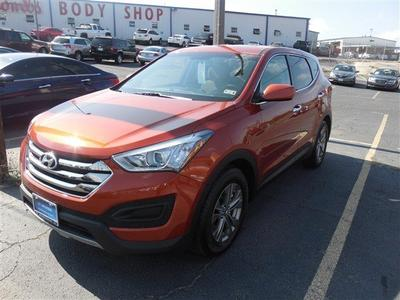 2014 Hyundai Santa Fe Sport SUV for sale in San Antonio for $24,995 with 18,891 miles.