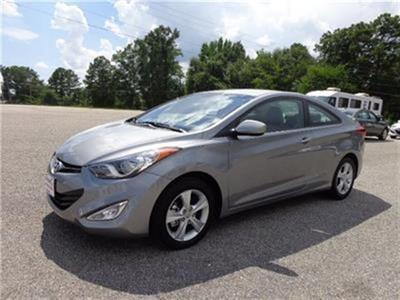 2013 Hyundai Elantra GS Coupe for sale in Enterprise for $16,191 with 25,776 miles.