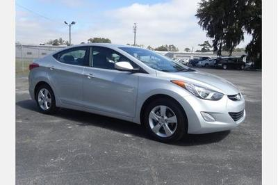2012 Hyundai Elantra GLS Sedan for sale in Savannah for $15,856 with 18,326 miles.