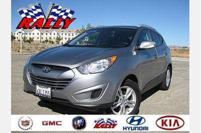 2012 Hyundai Tucson GLS SUV for sale in Palmdale for $21,990 with 12,148 miles.