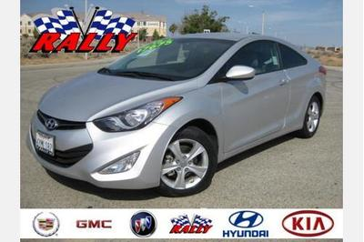 2013 Hyundai Elantra GS Coupe for sale in Palmdale for $17,675 with 39,279 miles.
