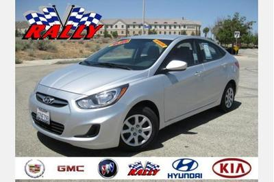 2013 Hyundai Accent GLS Sedan for sale in Palmdale for $15,990 with 44,836 miles.