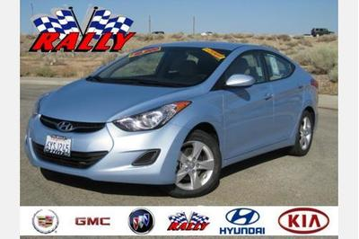 2013 Hyundai Elantra GLS Sedan for sale in Palmdale for $15,990 with 40,227 miles.