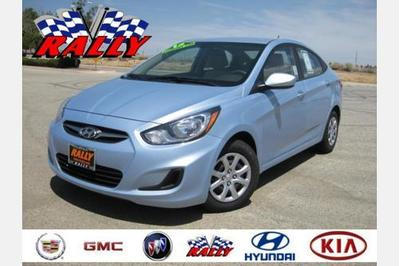 2012 Hyundai Accent GLS Sedan for sale in Palmdale for $13,990 with 57,857 miles.