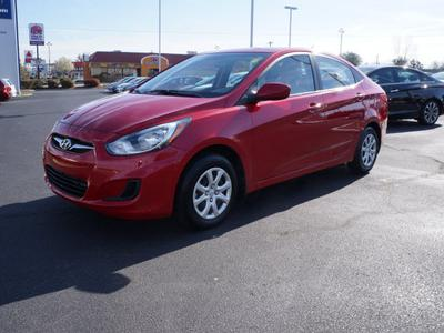 Used 2012 Hyundai Accent - Burlington NC