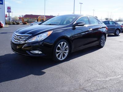 Used 2013 Hyundai Sonata - Burlington NC