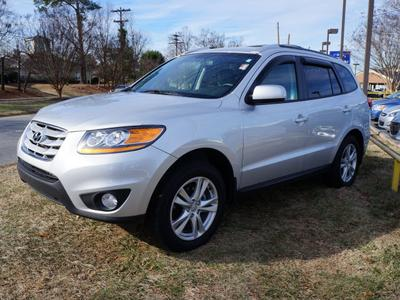 2011 Hyundai Santa Fe SE SUV for sale in Greensboro for $21,995 with 24,471 miles.