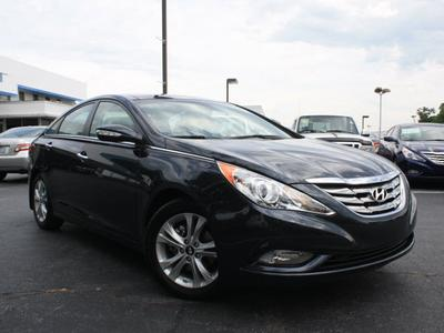 2013 Hyundai Sonata Limited Sedan for sale in Greensboro for $23,997 with 15,233 miles.
