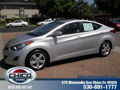 2013 Hyundai Elantra GLS Sedan for sale in Chico for $17,495 with 37,819 miles.