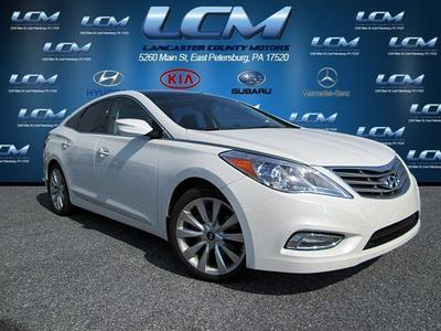 2012 Hyundai Azera Base Sedan for sale in East Petersburg for $25,546 with 28,708 miles.
