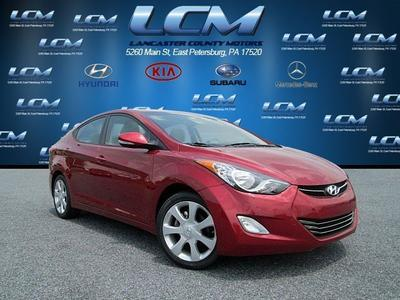 2011 Hyundai Elantra Limited Sedan for sale in East Petersburg for $16,500 with 29,918 miles.