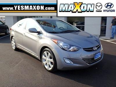 2012 Hyundai Elantra Limited Sedan for sale in Union for $15,494 with 35,358 miles.