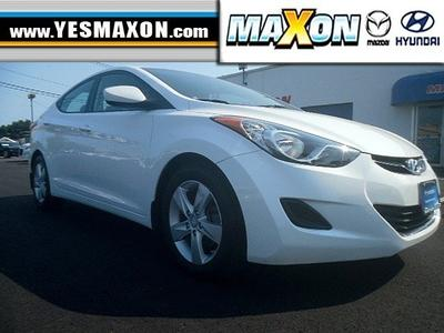 2013 Hyundai Elantra GLS Sedan for sale in Union for $16,294 with 17,743 miles.