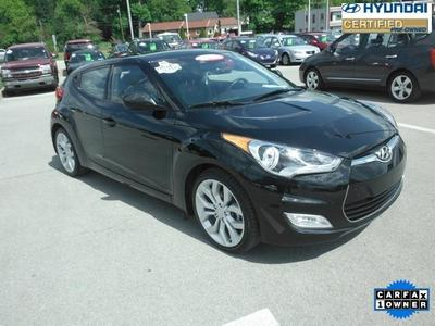 2013 Hyundai Veloster Base Hatchback for sale in Butler for $19,483 with 15,665 miles.