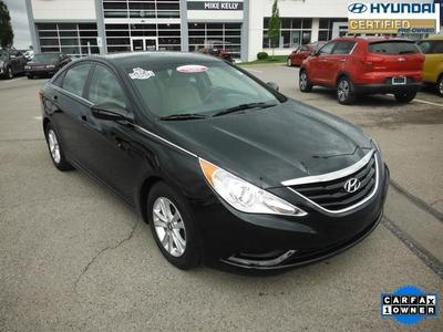 2011 Hyundai Sonata GLS Sedan for sale in Butler for $14,991 with 46,176 miles.
