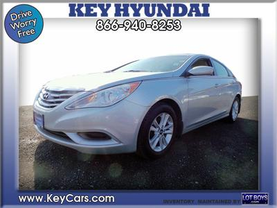 2011 Hyundai Sonata GLS Sedan for sale in Milford for $16,100 with 51,087 miles.