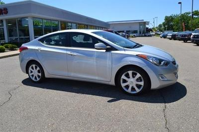2013 Hyundai Elantra Limited Sedan for sale in Livonia for $18,849 with 23,188 miles.